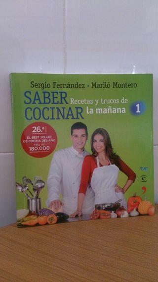 Libro SABER COCINAR