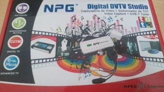 Capturadora NPG Digital DVTV Studio