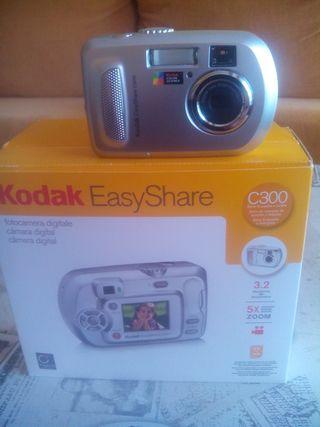 Camara digital kodak easyshare c300