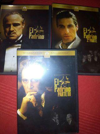 El padrino 5 dvd