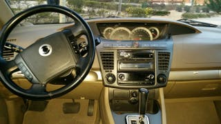 Sssangyong Rodius 2.7 Xdi Autom. 4WD Limited