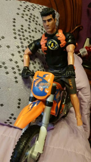 Muñecos de Action man