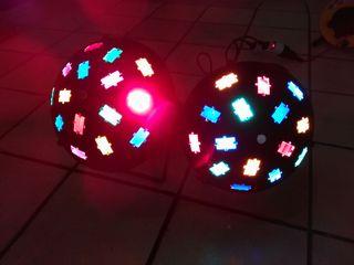 Efecto luminoso 600 watt. (x2)