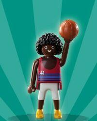 Sobre serie 2 sin abrir jugador baloncesto