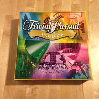Trivial Pursuit Edición Andalucia