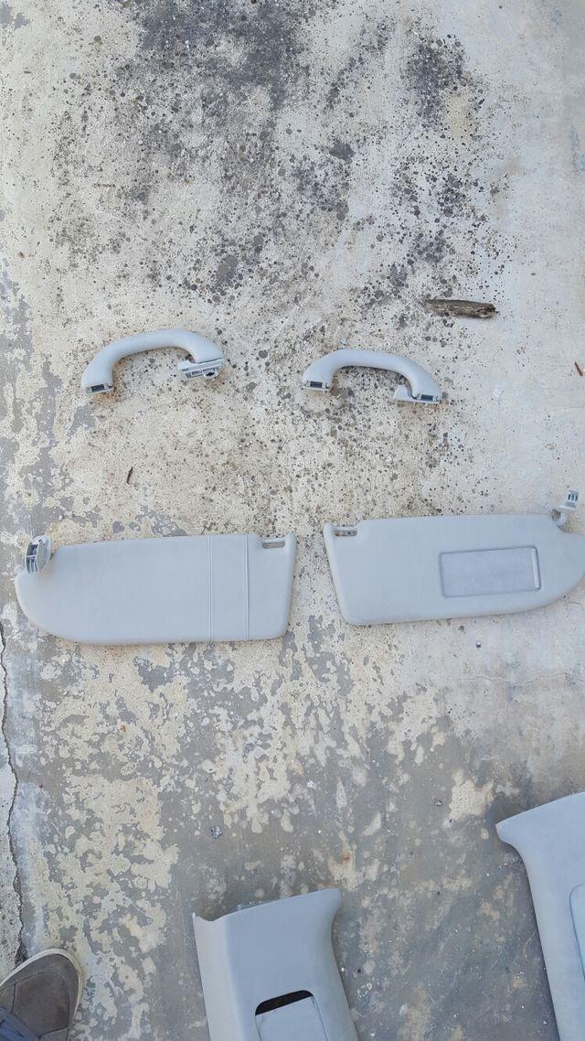 Plásticos interior + techo interior Seat Ibiza 6L