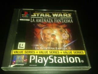 star wars para ps1