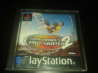 tony hawk's pro skater 2 para ps1
