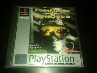 command and conquer para ps1