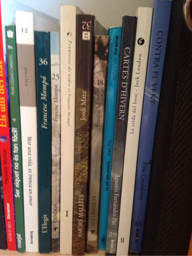 Libros valenciano - Llibres valencià