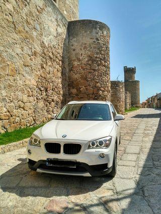 BMW X1 sDrive18 143 cv 2013 abril 103.000 km