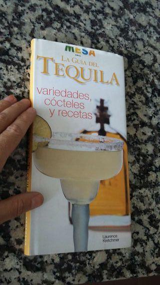 Libro guia del tequila