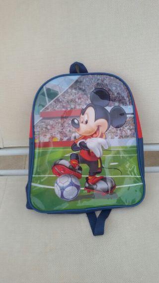 Mochila de Mickey escuela cole