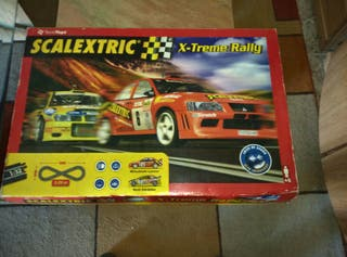 Scalextric x-treme rallye