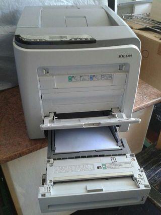 Impresora ricoch aticio