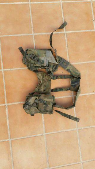 Mochila militar airsoft paintball camuflaje
