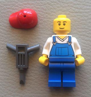 Lego Original Mini Dumper City 30348 Tractor