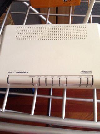 Router Telefónica