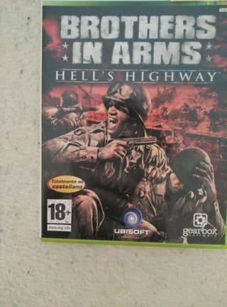 Brothers in arms Xbox 360