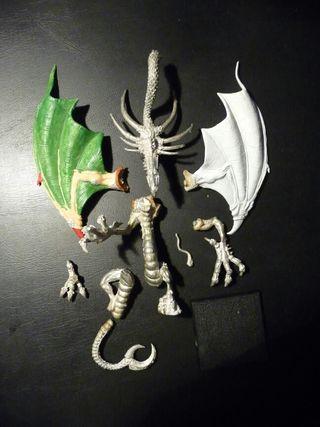 Dragón elfos silvanos. Warhammer Fantasy