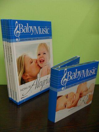 Música y libros para bebés