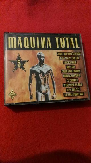 2 CDES MAQUINA TOTAL 5