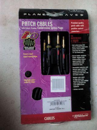 Cables nuevos