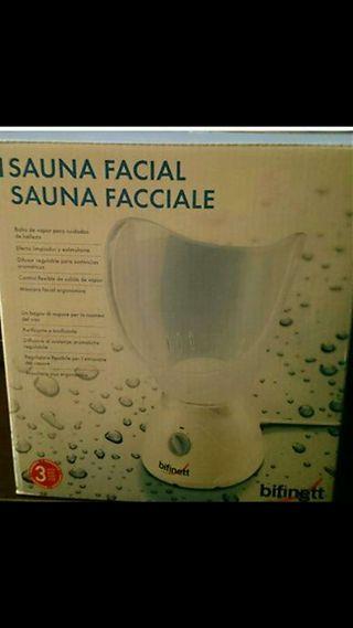 Sauna facial nueva a estrenar