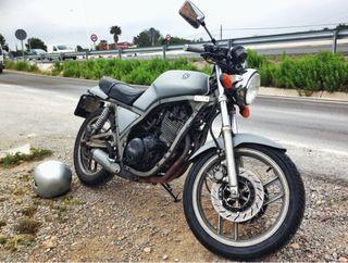 Yamaha 600 SRX arranque Electrico
