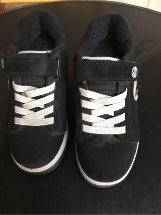 Zapatillas con rueda heelys t 32