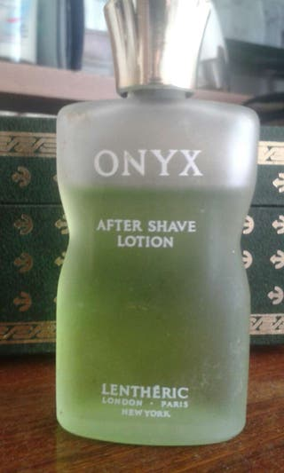 After shave lotion Onyx Lentheric Vintage