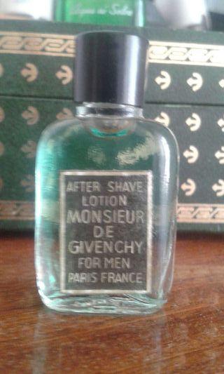 After shave lotion Monsieur de givenchy Vintage