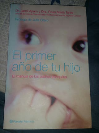 """Libro """" el primer año de tu hijo """""""
