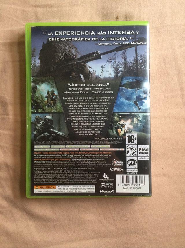 Modern Warfare (Xbox 360)