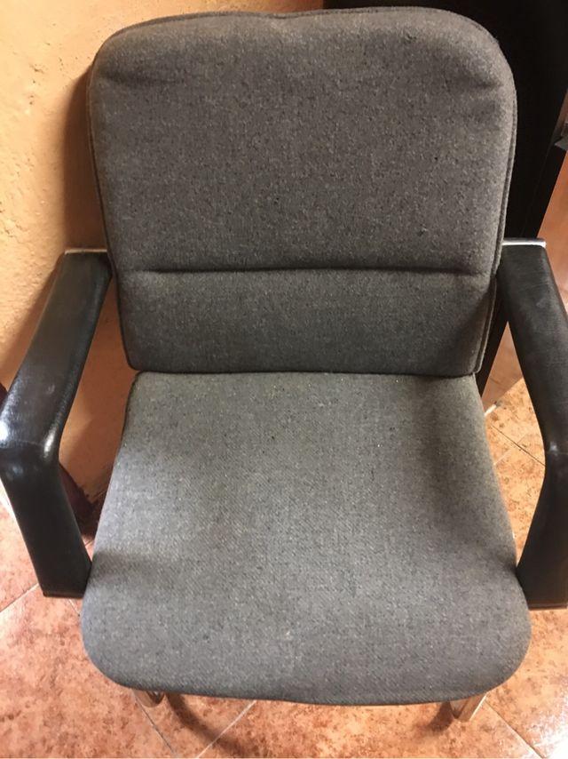 3 sillas oficina las 3 30€