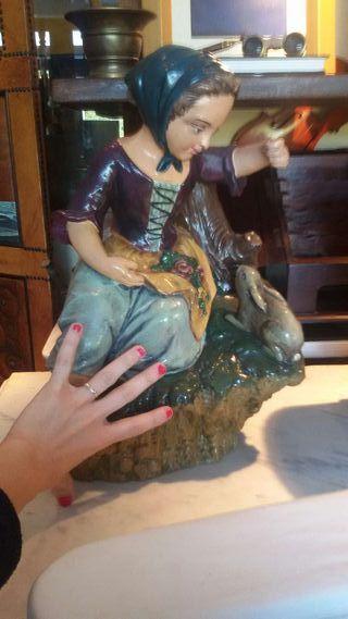 Figura de ceràmica
