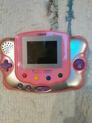 Consola portatil V-Smile