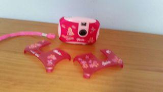 Camara de fotos barbie