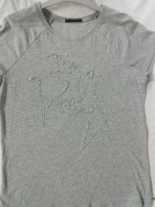 Camisetagris talla8-9