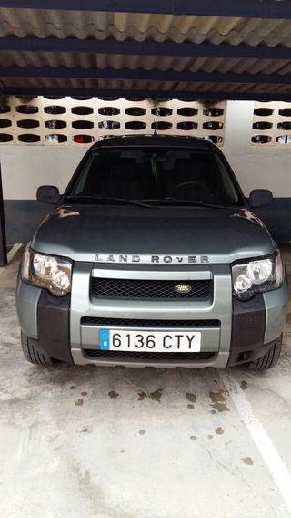 Land-Rover Freelander Td4 Sport