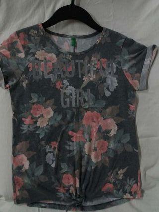Camiseta talla8-10