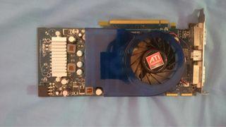 Tarjeta Gráfica ATI Radeon HD3850