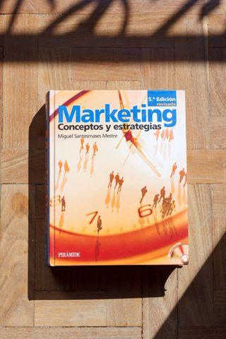 Marketing Conceptos y estrategias - Santesmases