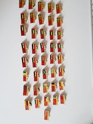 Pins Coca Cola Mundial Italia 90