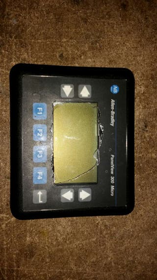 Pantalla Allen Bradley PanelView 300 Micro