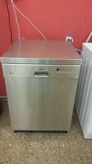 Lavavajillas Siemens inox con transporte y garantía
