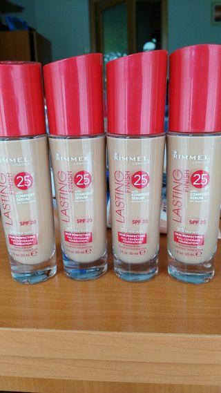 Maquillaje 25h de rimmel