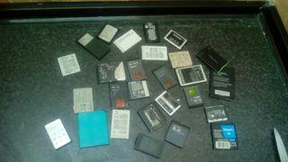 Baterias de tf