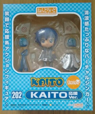 Nendoroid Kaito Cheerful de Vocaloid