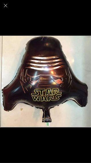 10 Globos Fiesta Star Wars